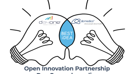 open innovation ad medica e Day One